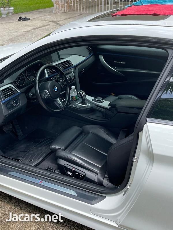 BMW 4-Series 3,0L 2015-2