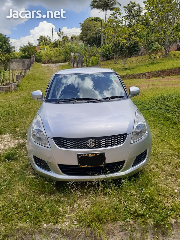 Suzuki Swift 1,3L 2012-2