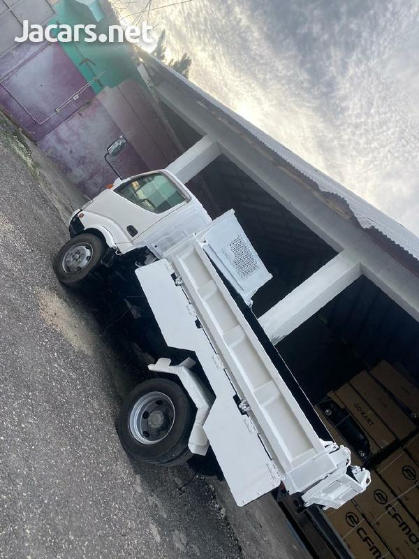 2002 Hino Dutro Tipper Truck-4
