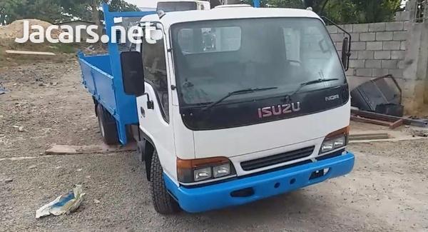Isuzu Tipper Truck 2003-3