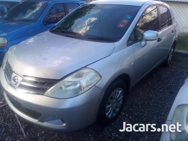 Nissan Tiida 1,6L 2012-3