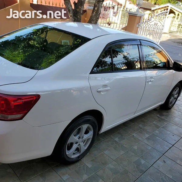 Toyota Allion 1,8L 2013-11