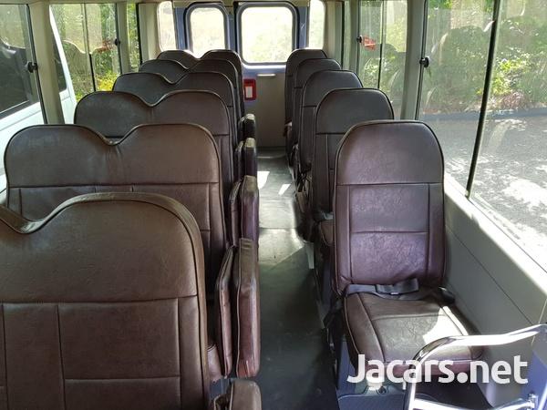 2019 Toyota Coaster Bus-2
