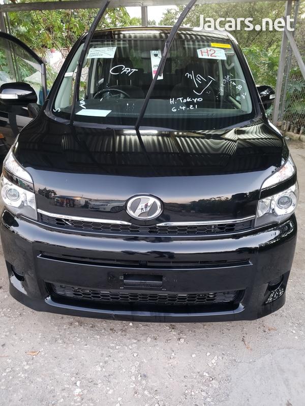2013 Toyota voxy button start-7