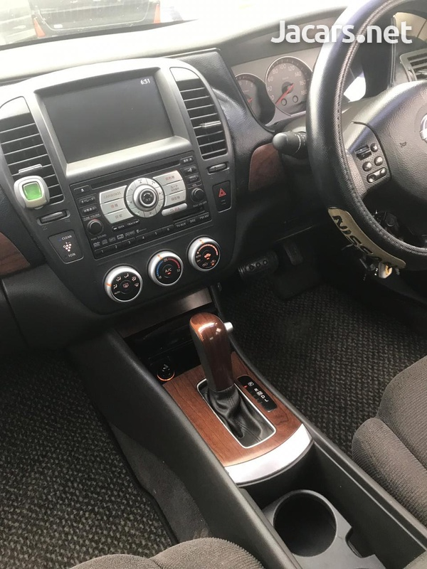 Nissan Sylphy 0,5L 2008-4