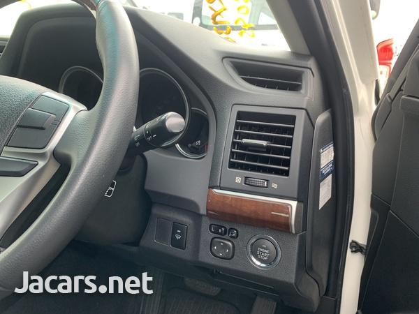 Toyota Mark X 2,5L 2015-3