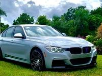 BMW 3-Series 2,4L 2014
