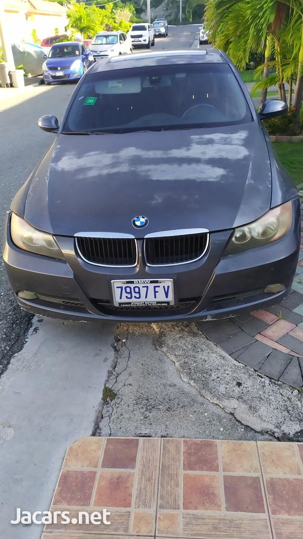 BMW 3-Series 2,9L 2007-1