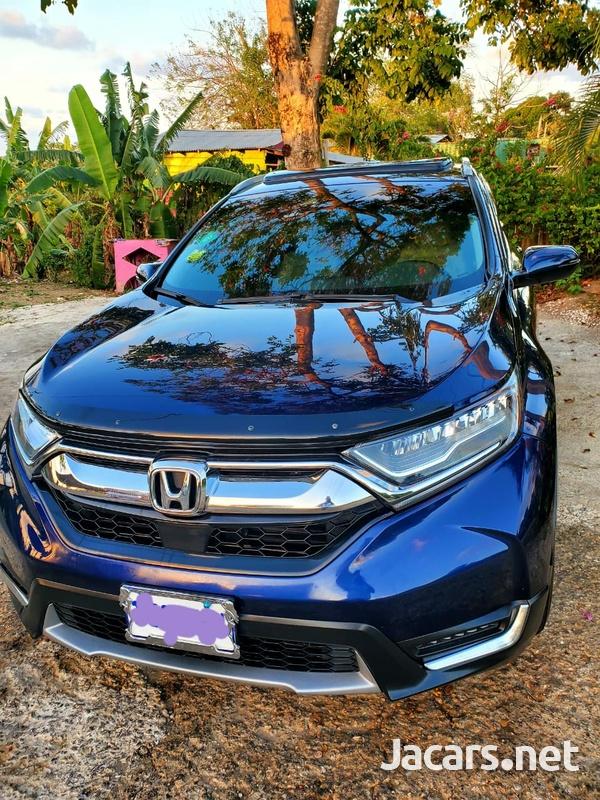 Honda CR-V 1,5L 2017-10