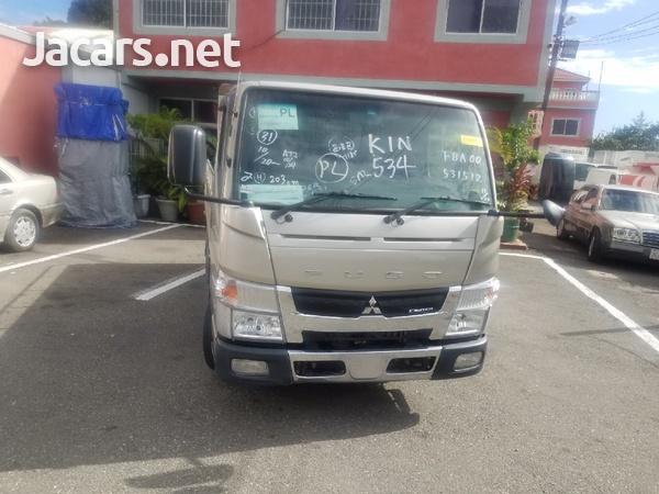 2014 Mitsubishi Fuso Truck-5