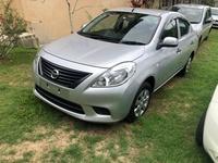 Nissan Latio 1,5L 2014