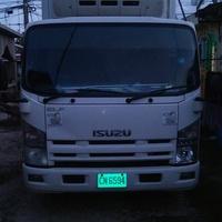 2012 Isuzu Elf Refrigeration Truck