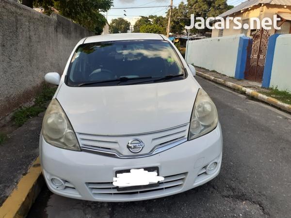 Nissan Note 1,5L 2011-2