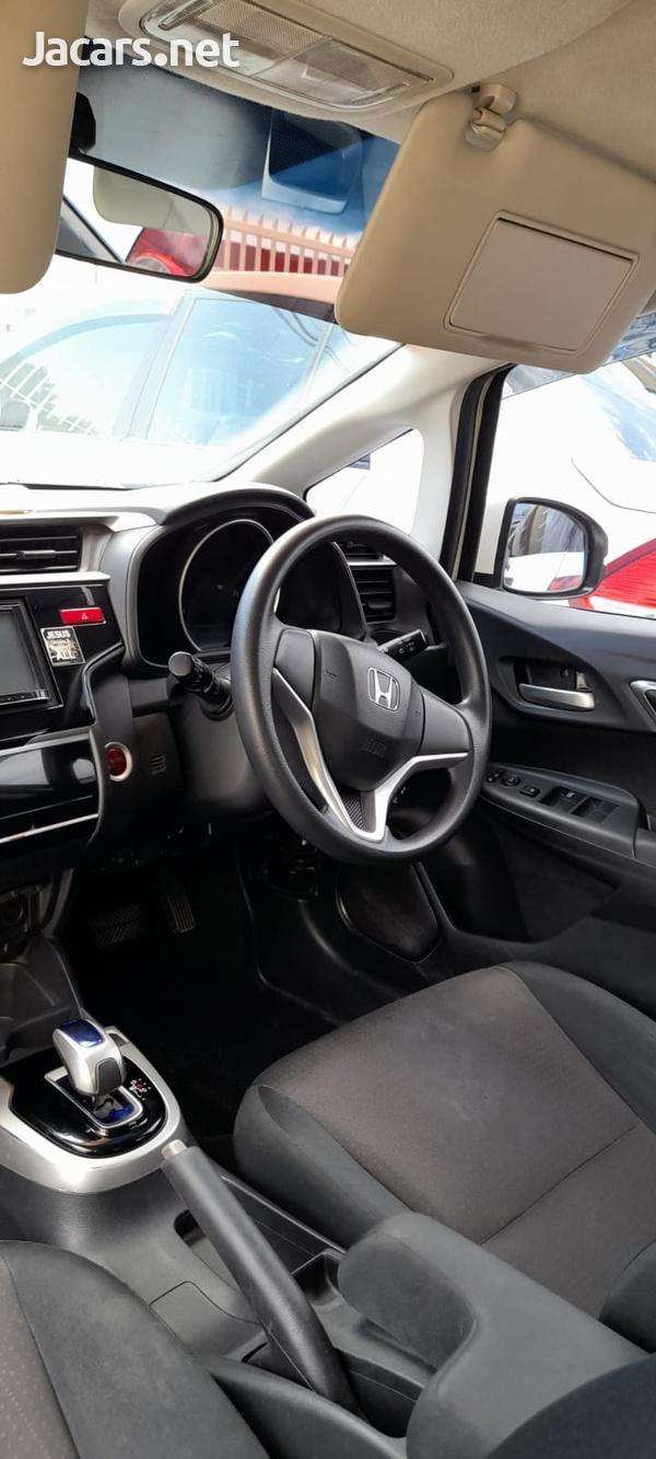 Honda Fit 1,5L 2014-5