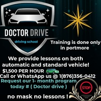 Doctor drive - driving school