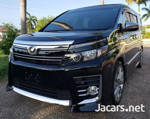 2014 Toyota Voxy Z's-1
