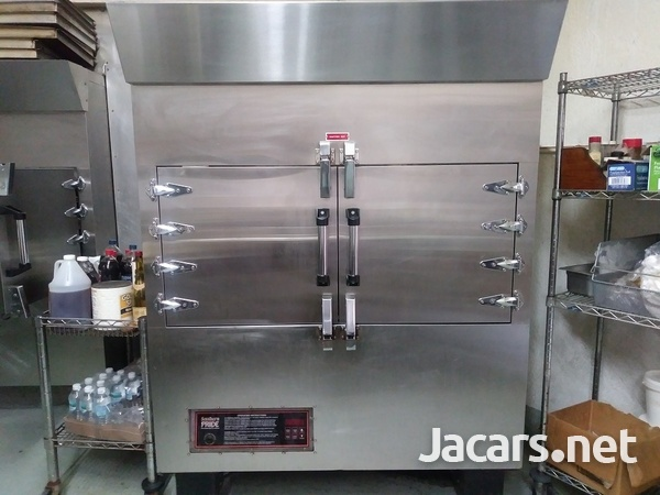 Rotary oven-1