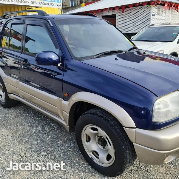 Suzuki Vitara 2,5L 2005-6