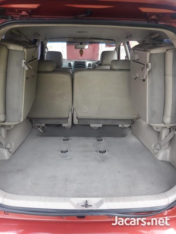 Toyota Fortuner 1,5L 2005-12