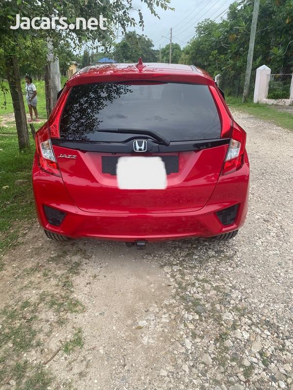 Honda Jazz 1,5L 2016-3