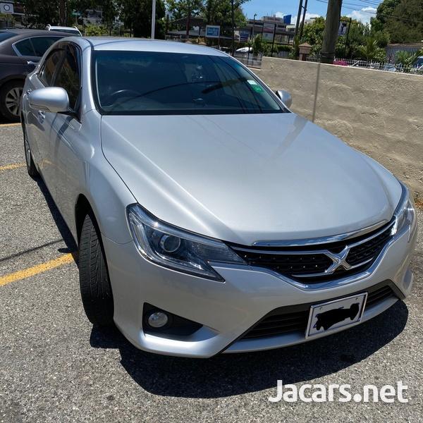 Toyota Mark X 2,5L 2016-1