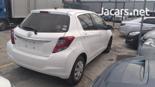 Toyota Vitz 0,9L 2016-3