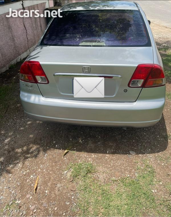 Honda Civic 1,7L 2004-1