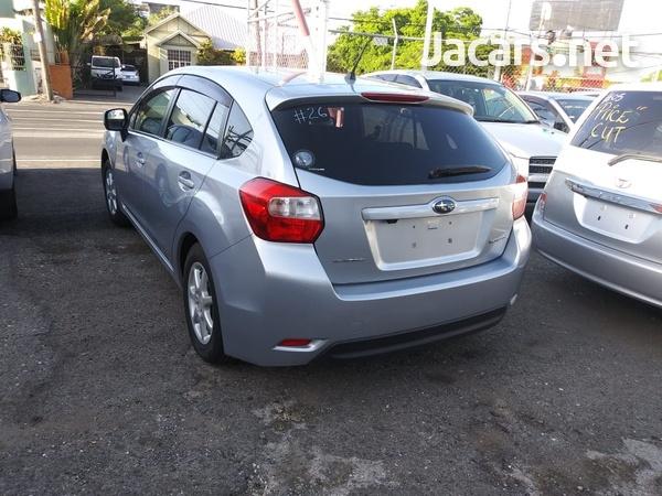 Subaru Impreza 1,6L 2012-12