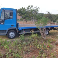 1999 Ford Iveco Flat Bed