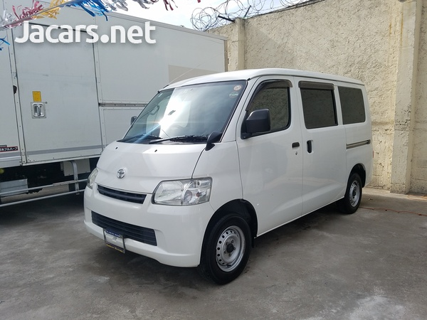 Toyota Town Ace 1,5L 2013-2