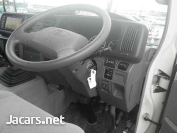 2012 Toyota Coaster Bus-7