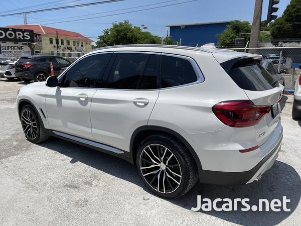 BMW X3 2,0L 2020-11