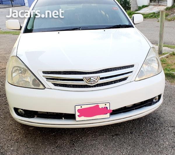 Toyota Allion 1,8L 2007-4