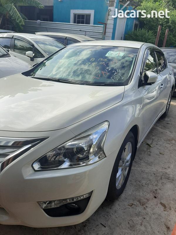 Nissan Teana 2,5L 2014-5