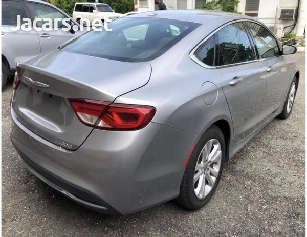 Chrysler 200 2,4L 2015-4