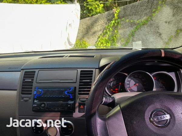 Nissan Tiida 1,8L 2007-1