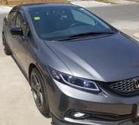 Honda Civic 1,8L 2014