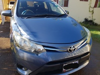 Toyota Yaris 1,3L 2015