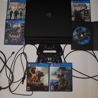 PS4 Pro and Games