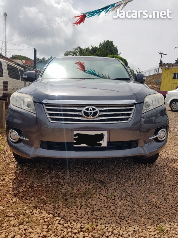 Toyota Vanguard 2,0L 2012-10