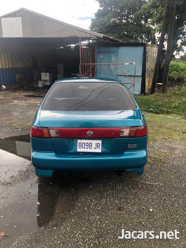 Nissan B14 1,6L 1995-5