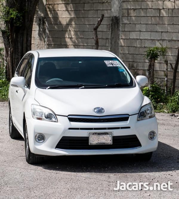 Toyota Mark X 2,0L 2011-12