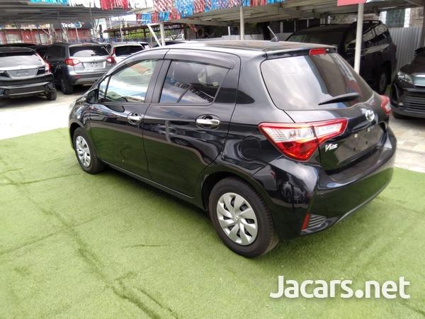 Toyota Vitz 1,3L 2018-5